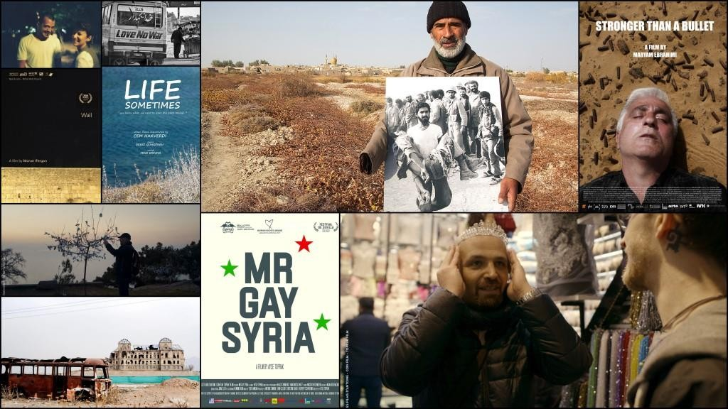 GH Films at the Middle East Now Film Festival